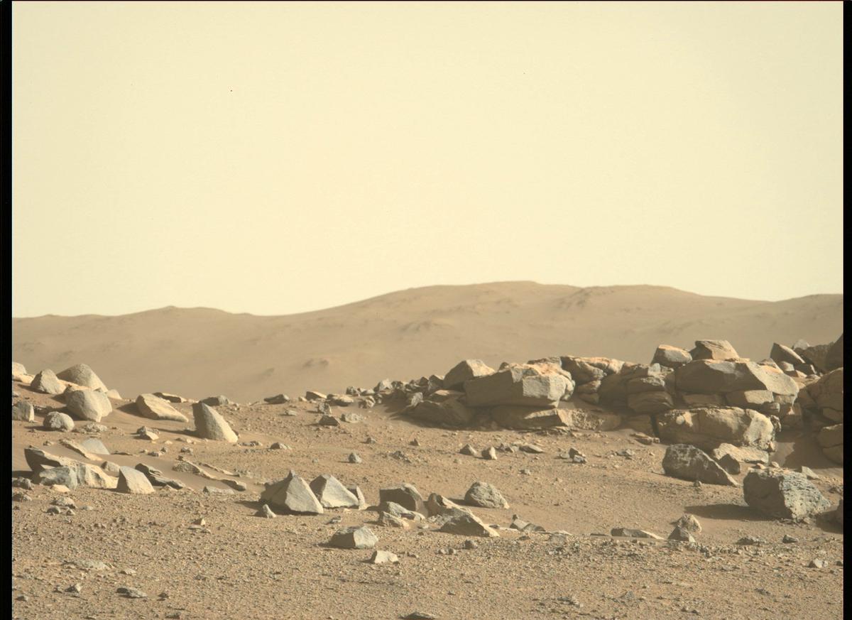 Mars Rover Photo #865237