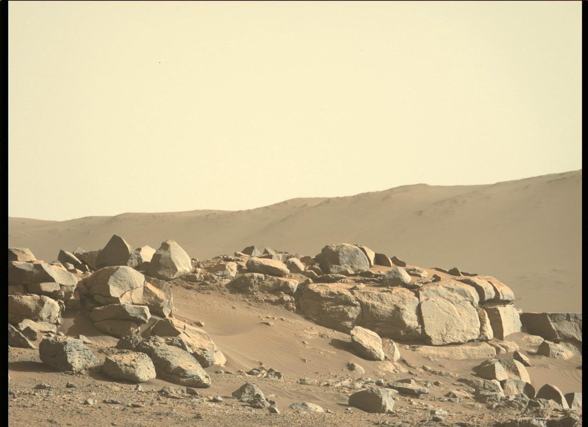 Mars Rover Photo #865213