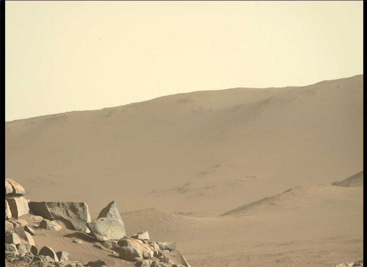 Mars Rover Photo #865238