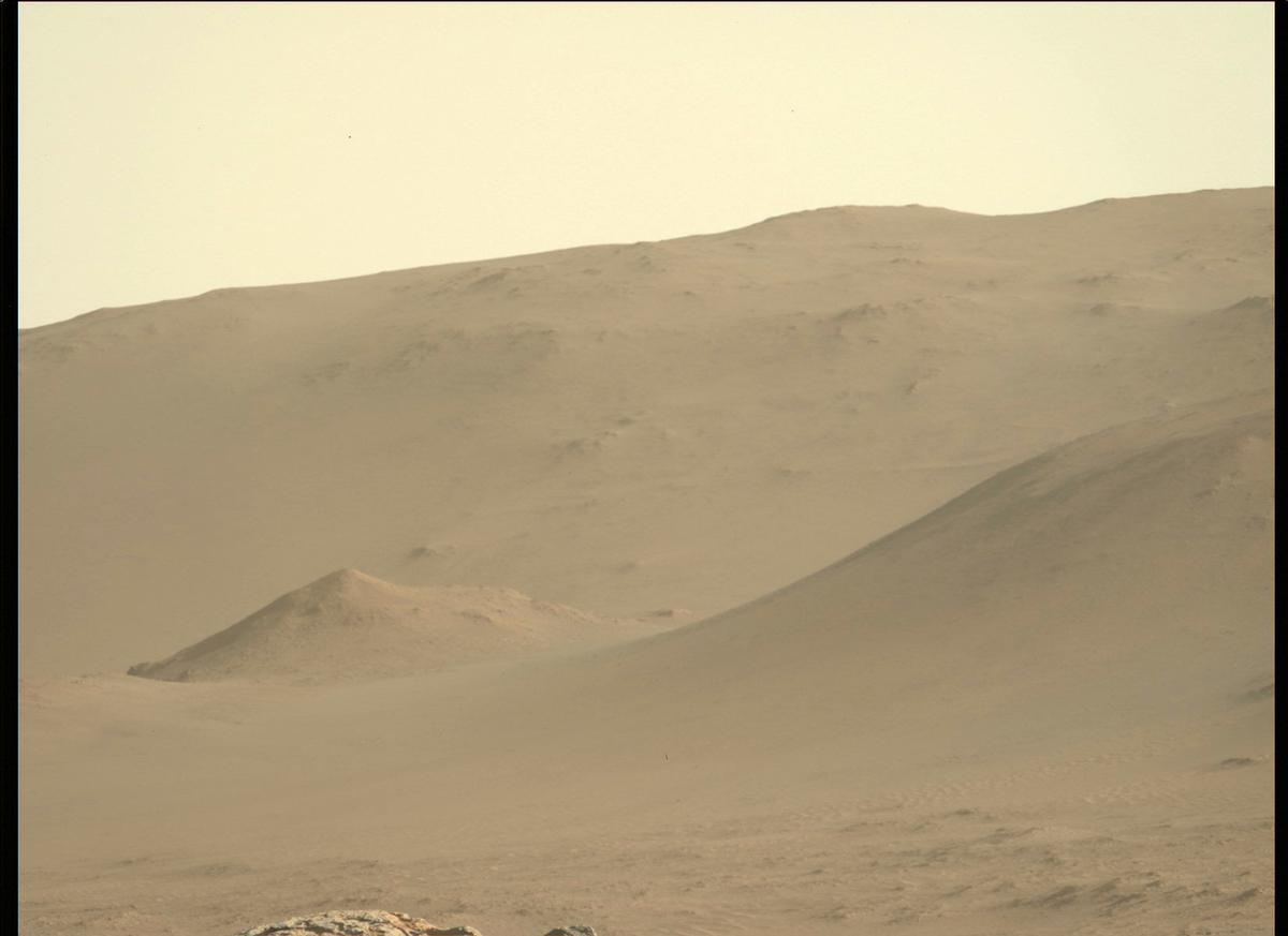 Mars Rover Photo #865214