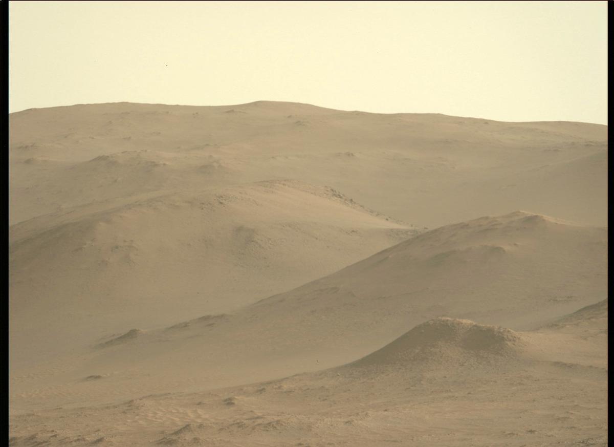 Mars Rover Photo #865215