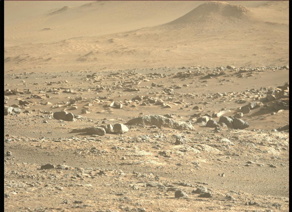 Mars Rover Photo #865239