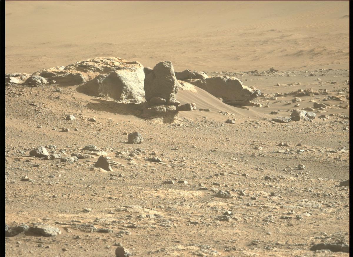 Mars Rover Photo #865240