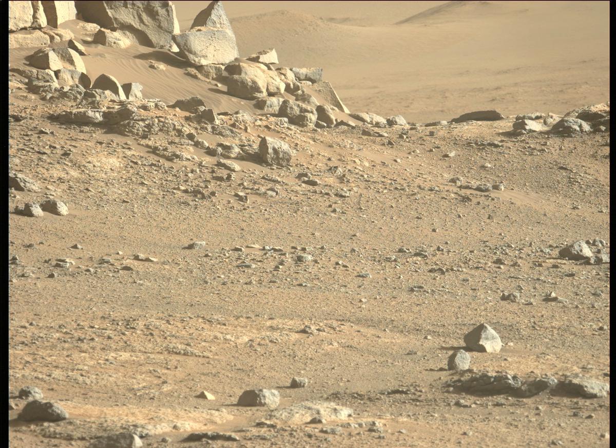 Mars Rover Photo #865241