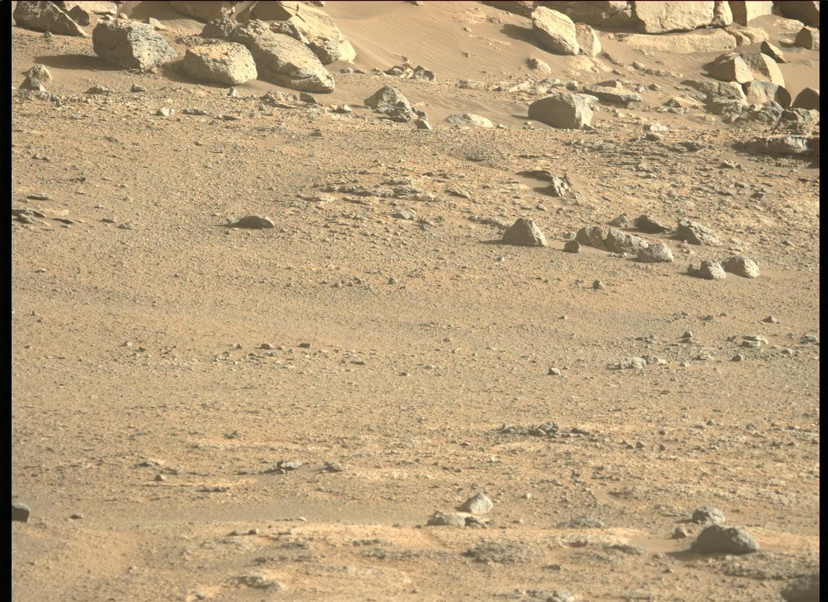 Mars Rover Photo #865242
