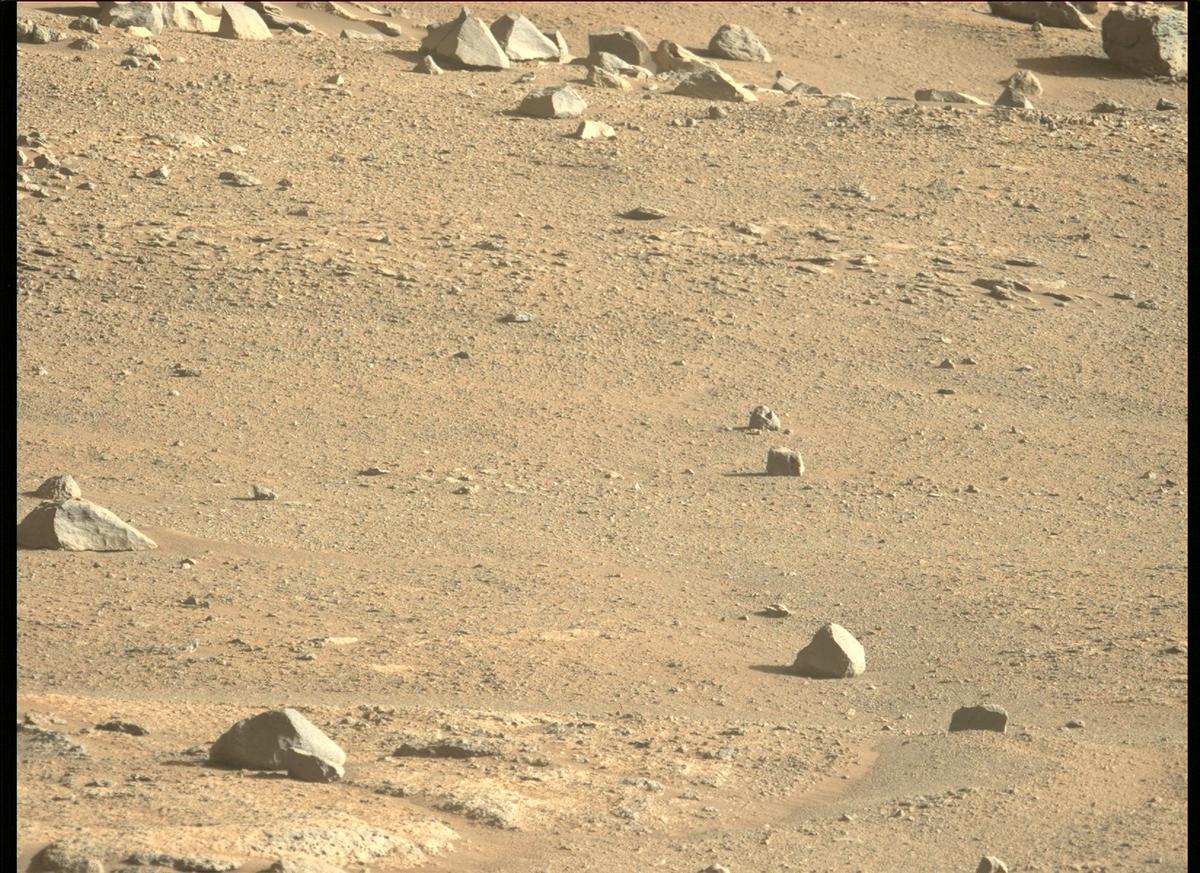 Mars Rover Photo #865243