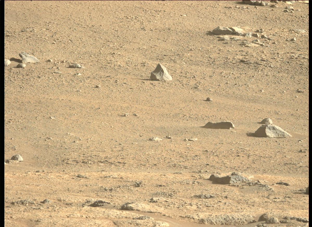 Mars Rover Photo #865244