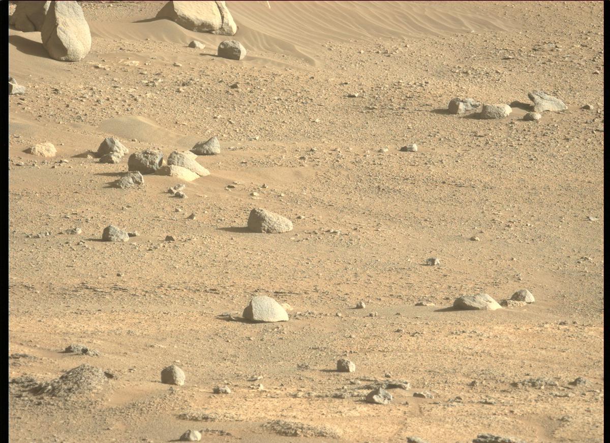 Mars Rover Photo #865216