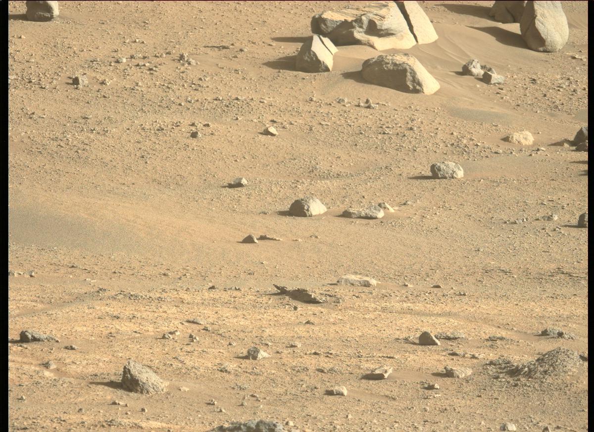 Mars Rover Photo #865245