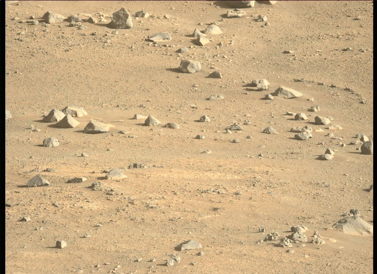 Mars Rover Photo #865217