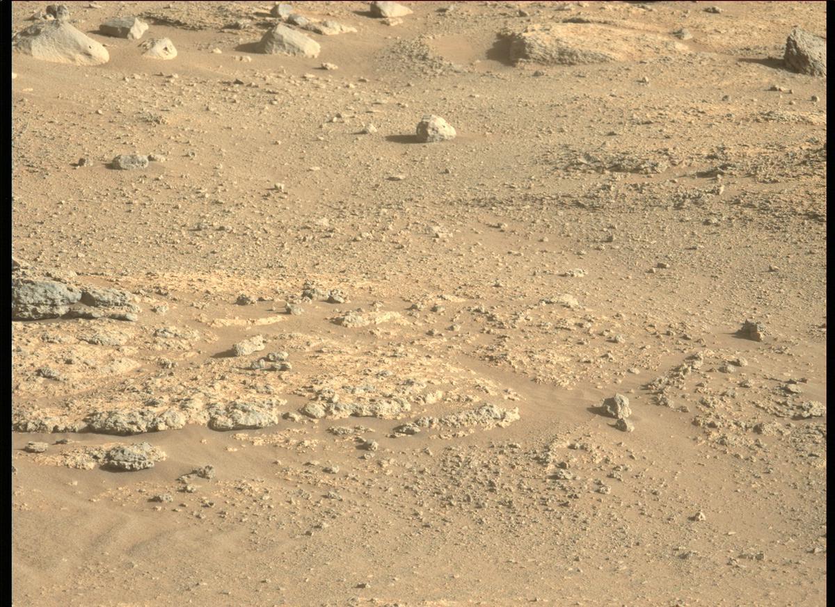 Mars Rover Photo #865248