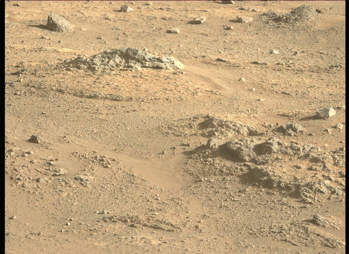 Mars Rover Photo #865249