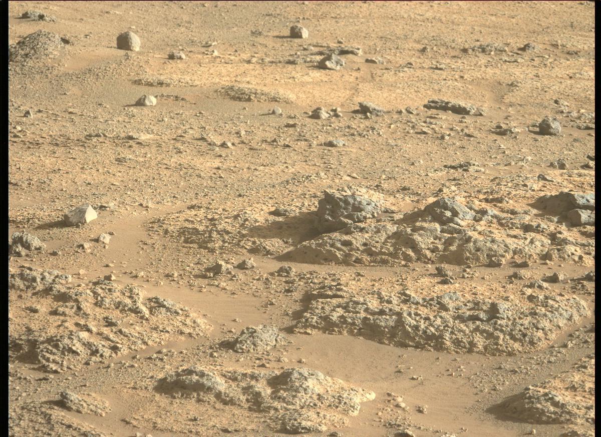 Mars Rover Photo #865250