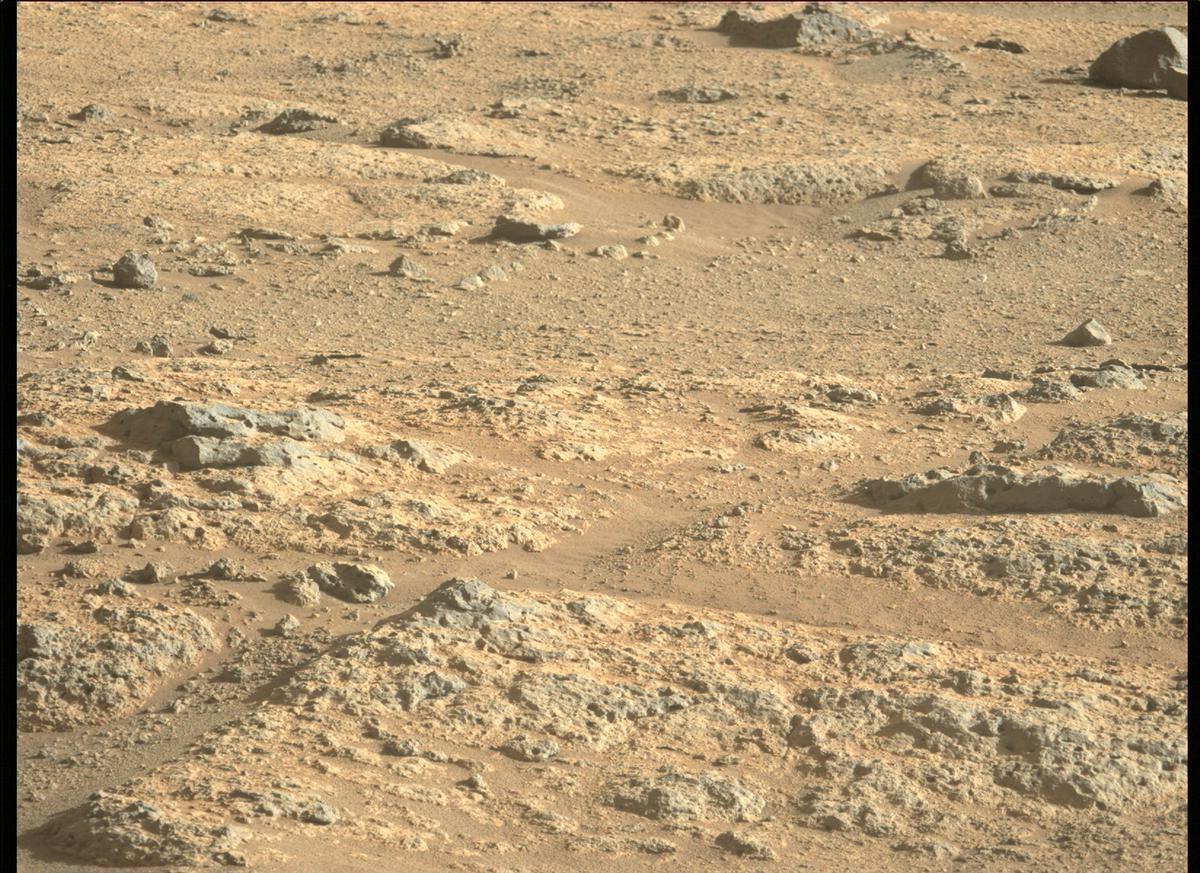 Mars Rover Photo #865218