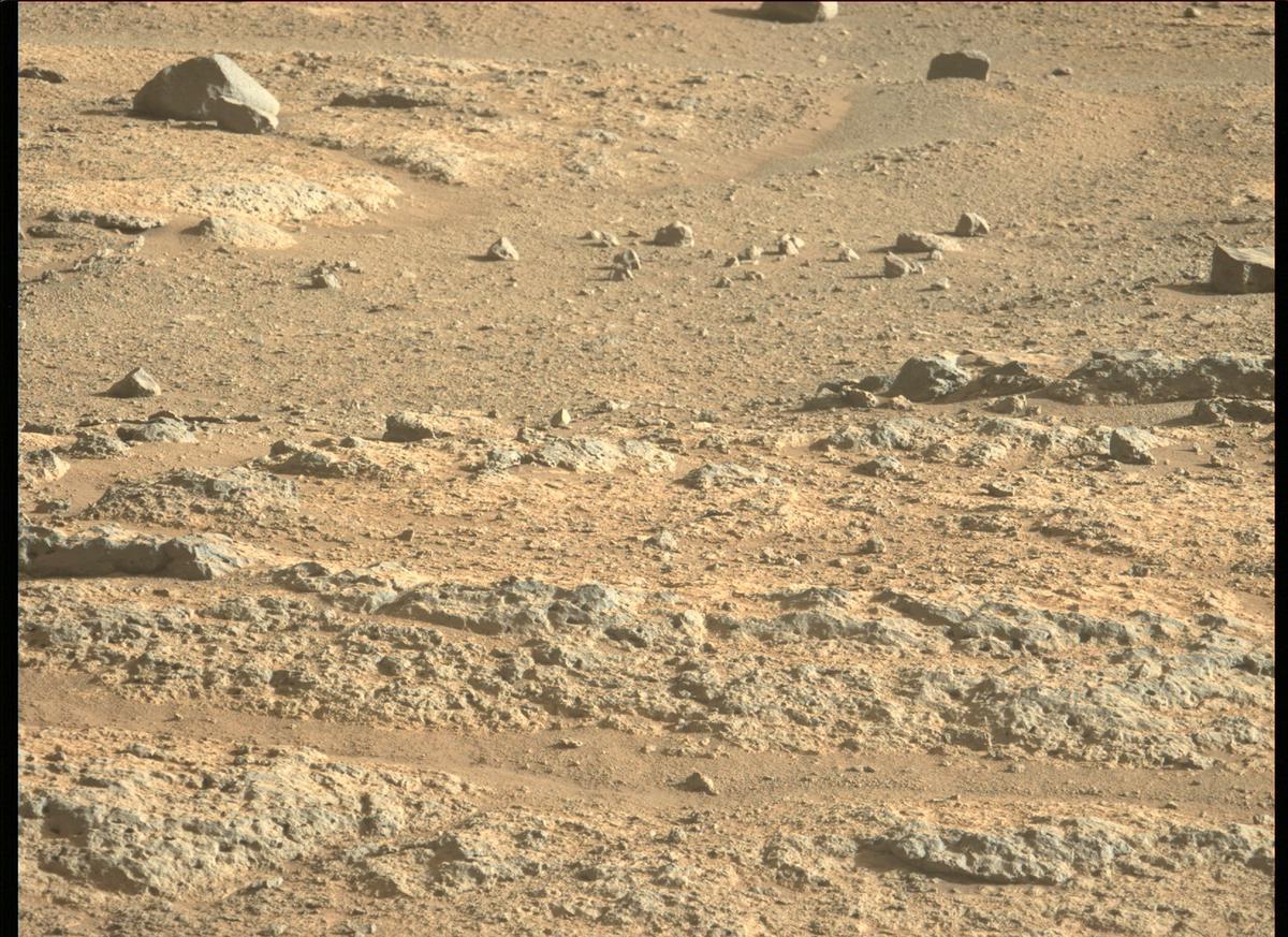 Mars Rover Photo #865251