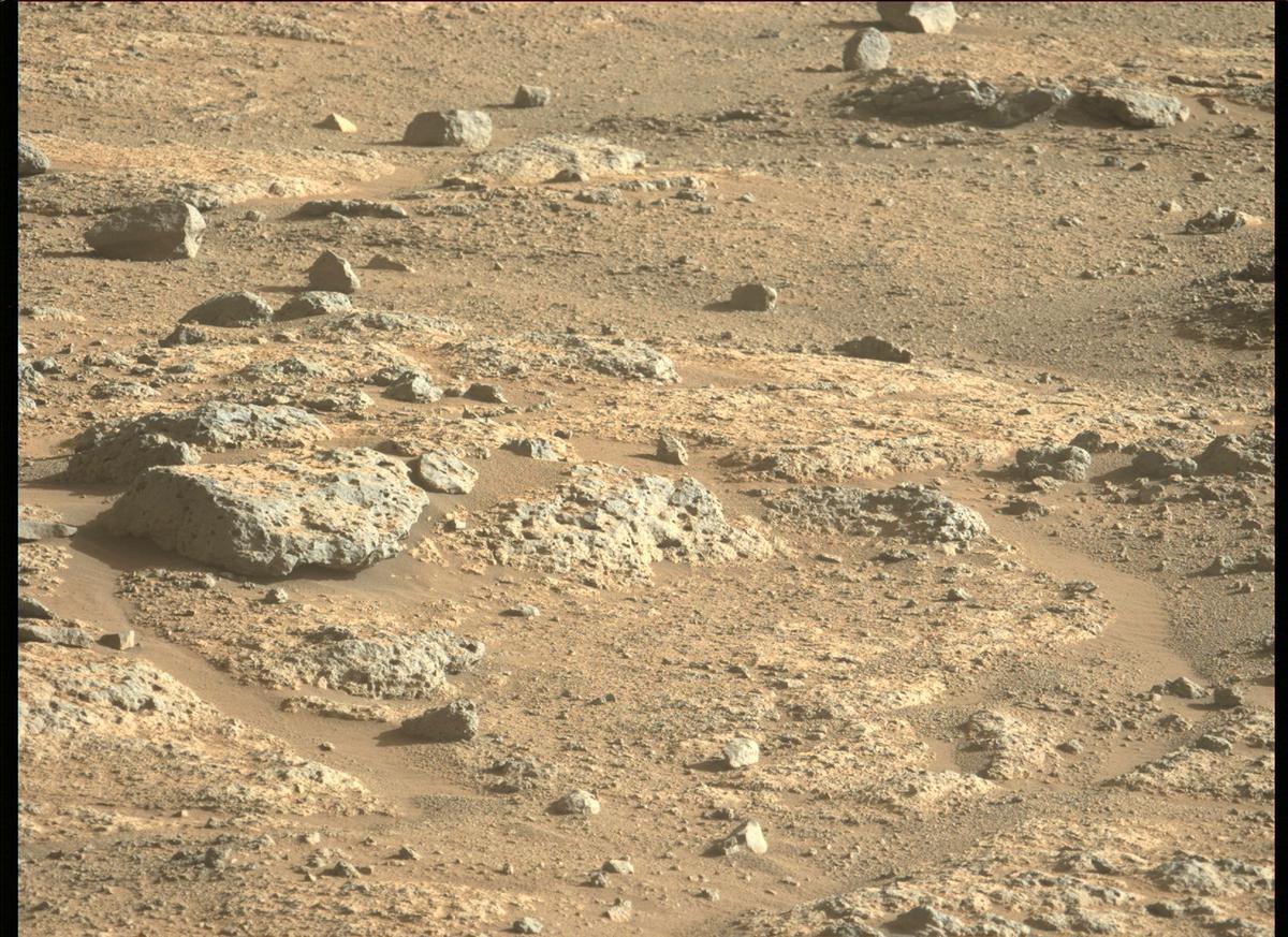 Mars Rover Photo #865253