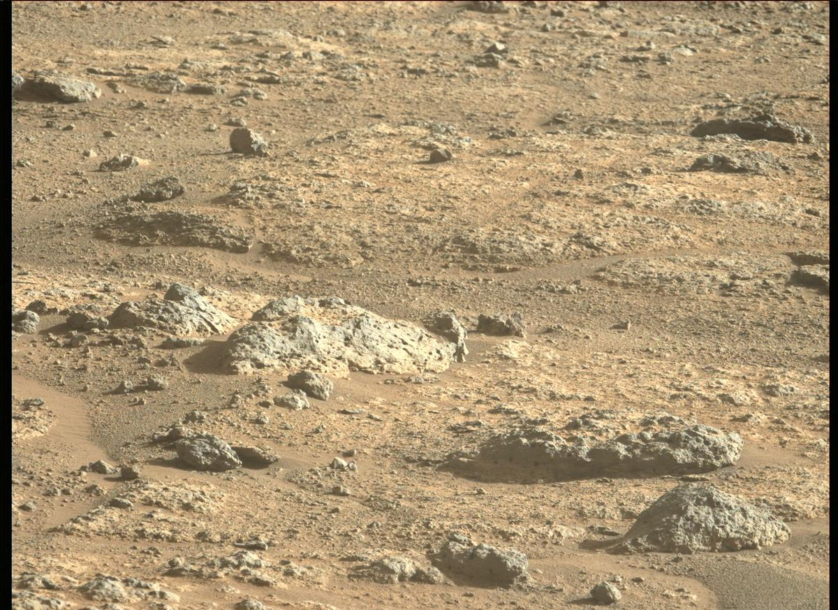 Mars Rover Photo #865219