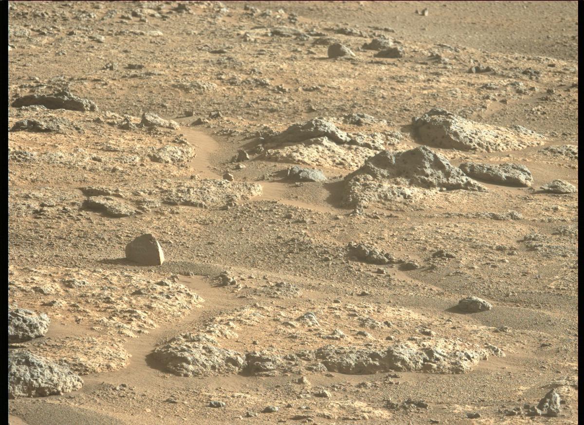 Mars Rover Photo #865254