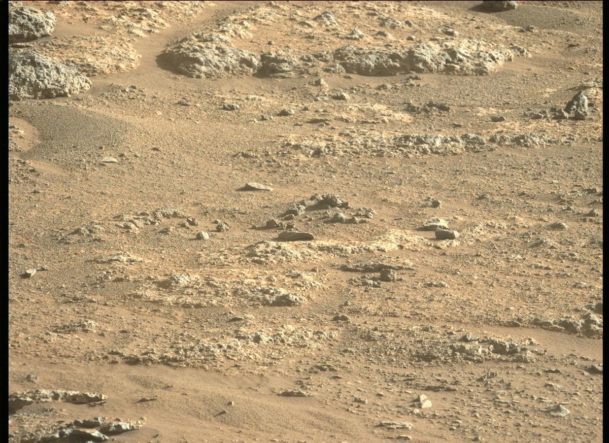 Mars Rover Photo #865255