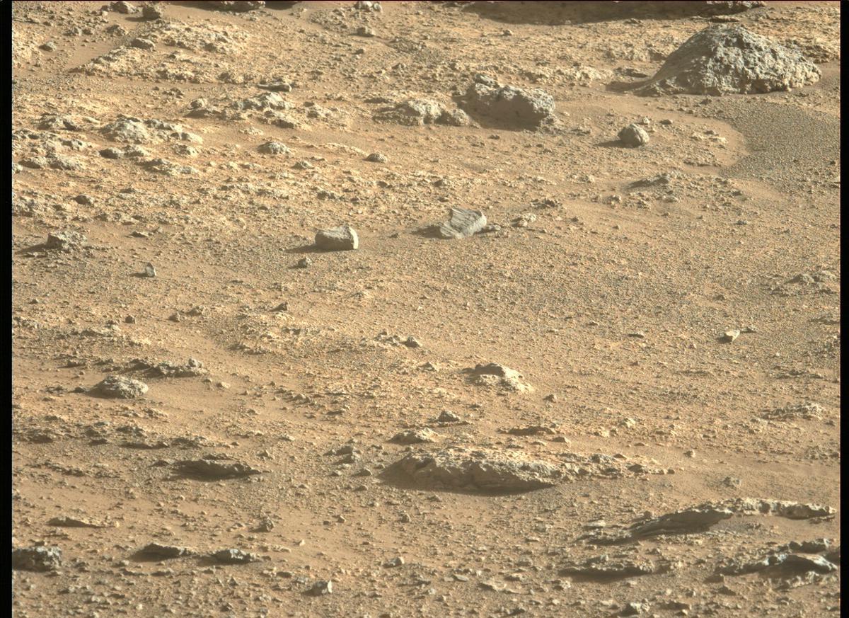 Mars Rover Photo #865256