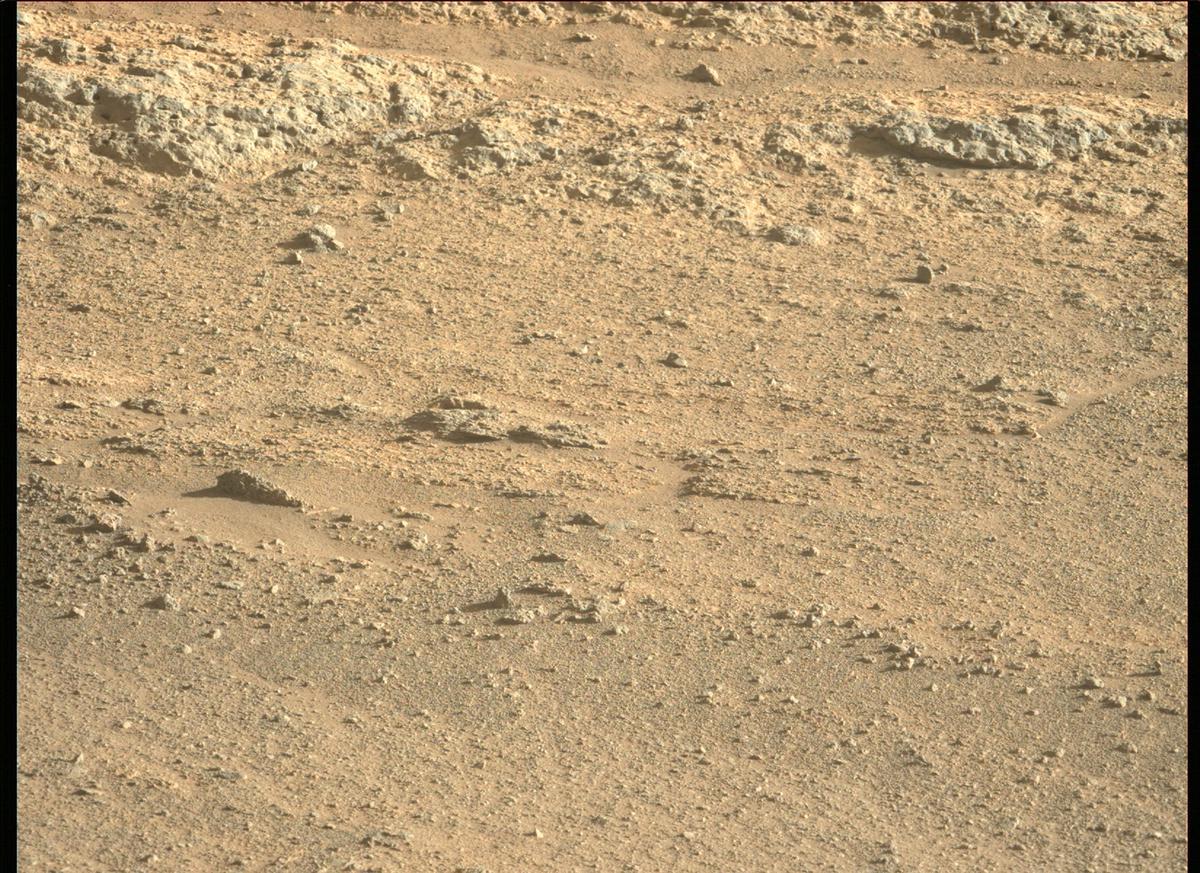 Mars Rover Photo #865258