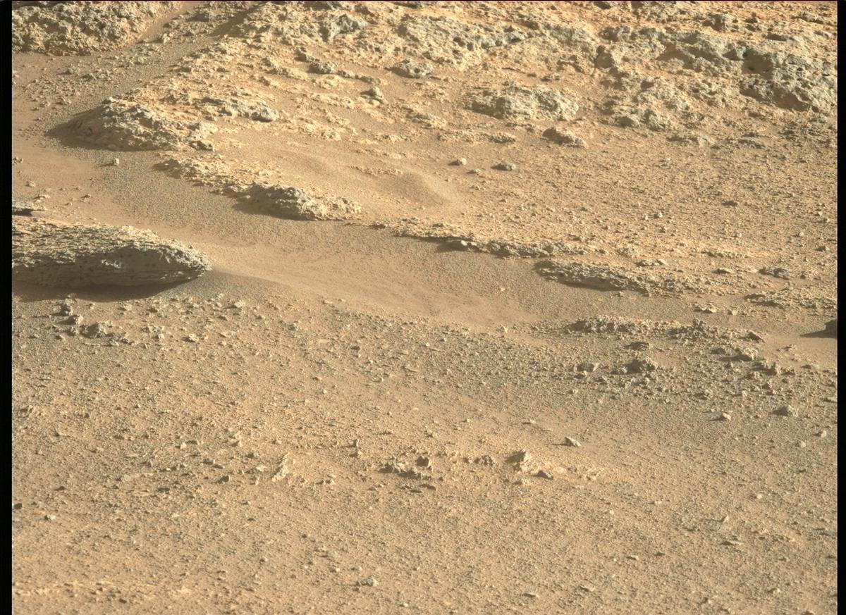 Mars Rover Photo #865221