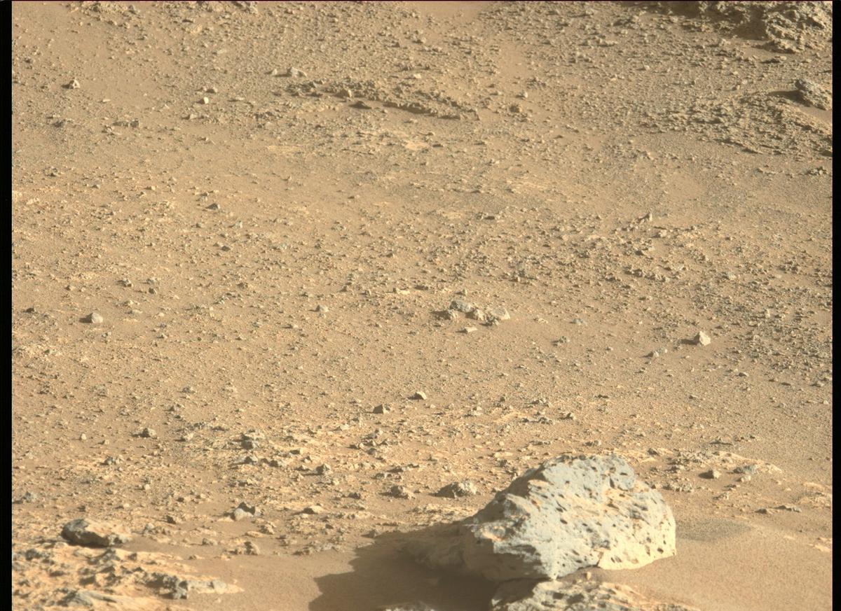 Mars Rover Photo #865260