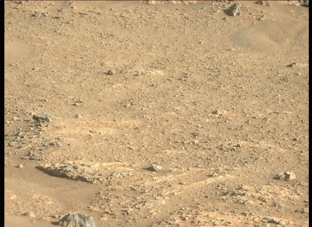 Mars Rover Photo #865222