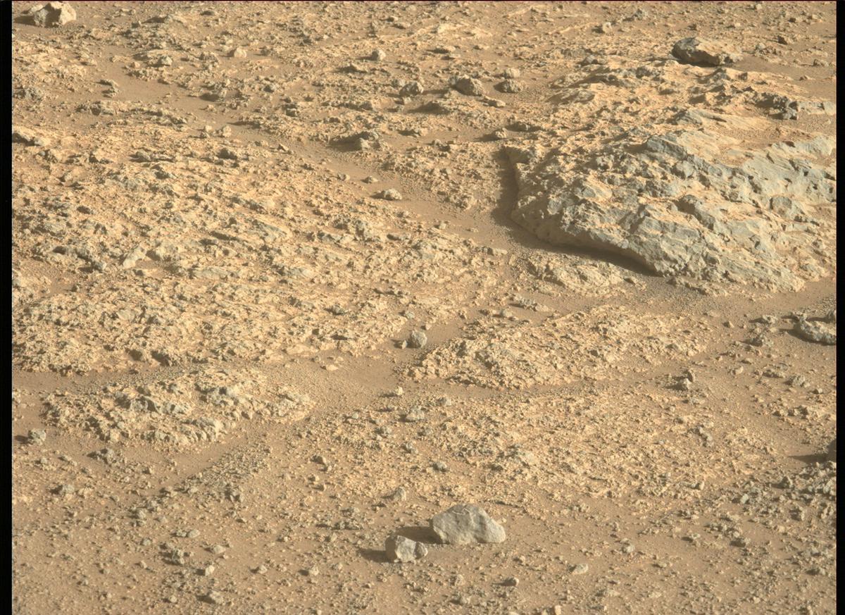 Mars Rover Photo #865223