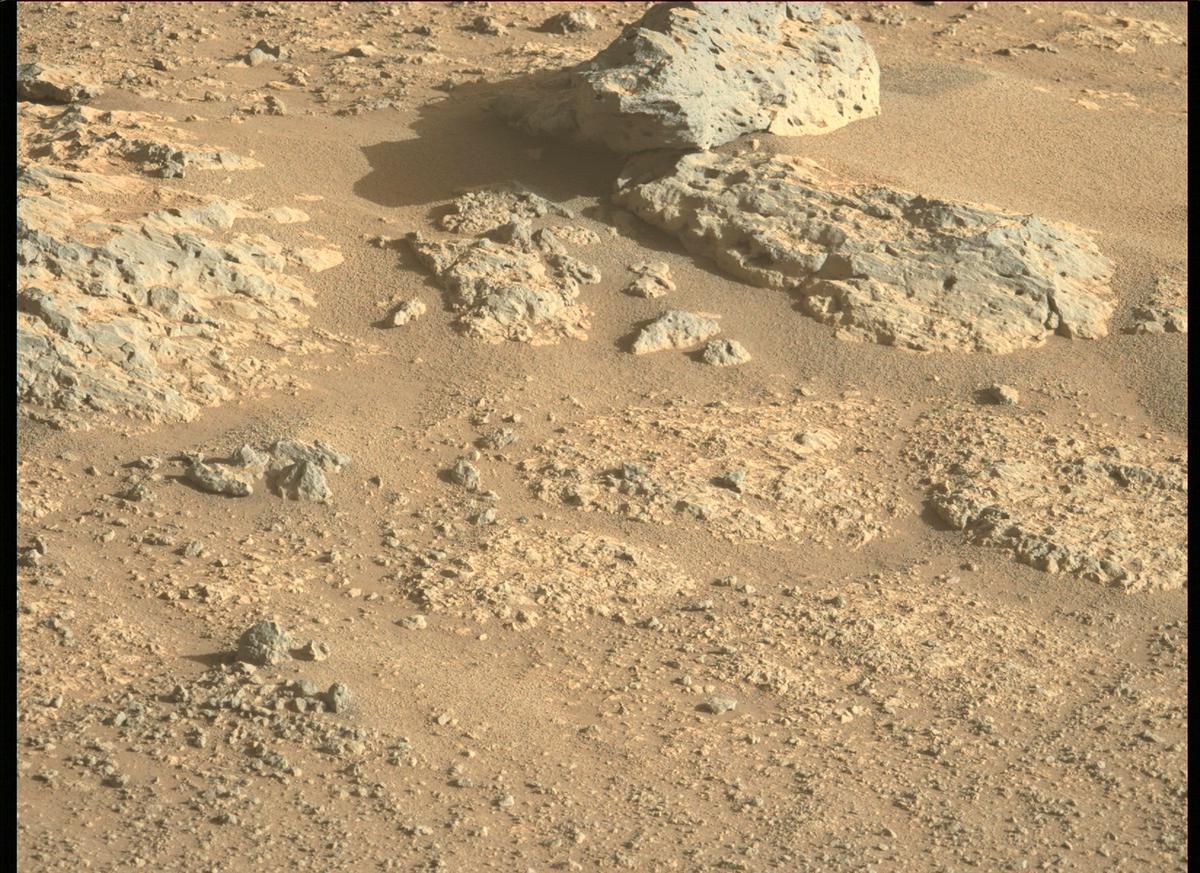 Mars Rover Photo #865263