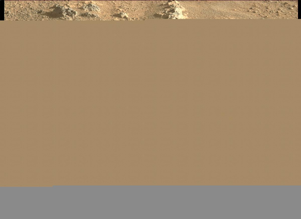Mars Rover Photo #865273