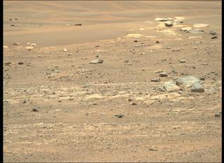 View image taken on Mars, Mars Perseverance Sol 155: Right Mastcam-Z Camera