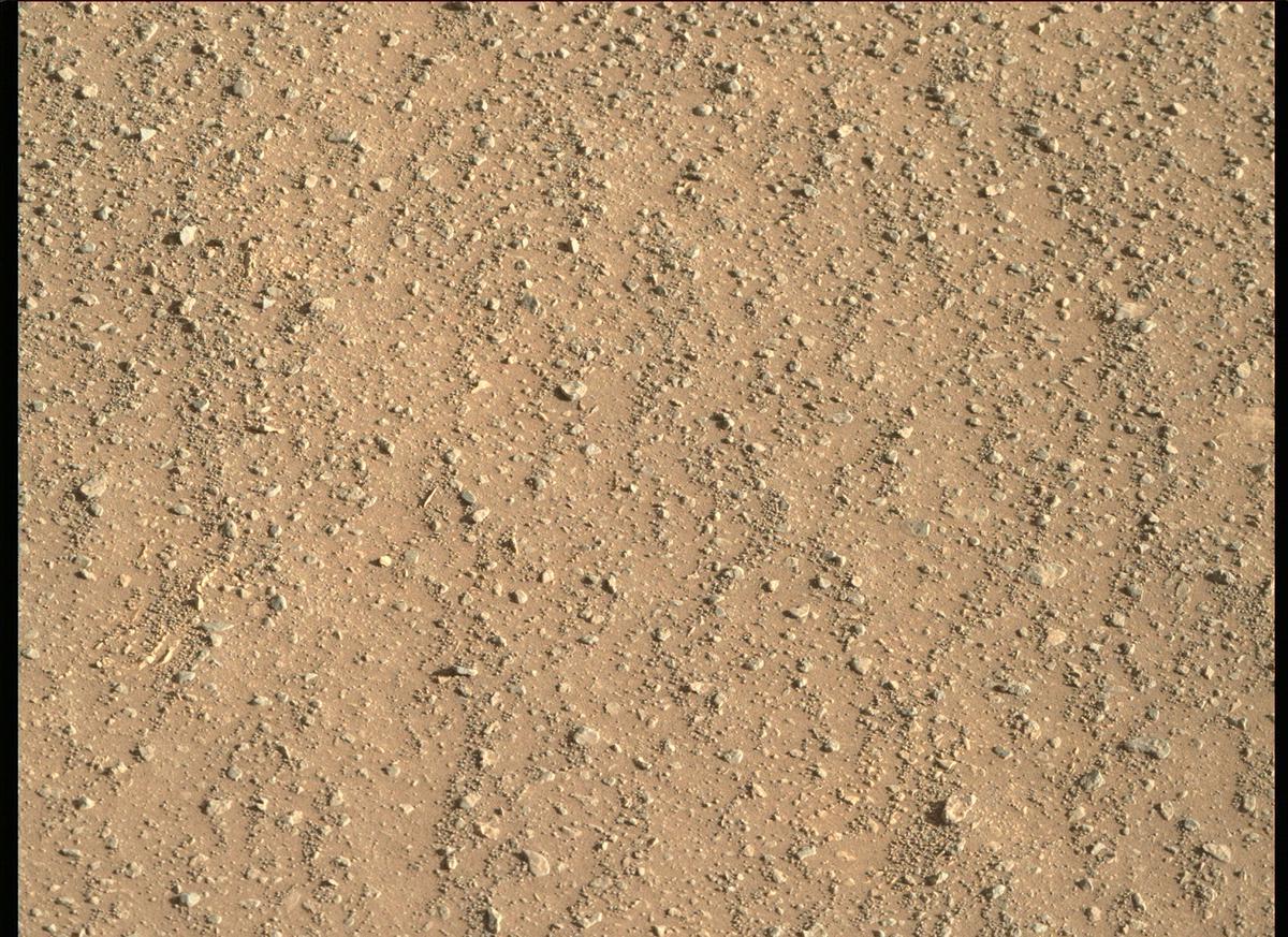 Mars Rover Photo #865342