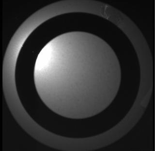 View image taken on Mars, Mars Perseverance Sol 158: SkyCam Camera