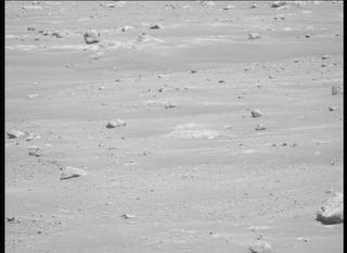 View image taken on Mars, Mars Perseverance Sol 158: Left Mastcam-Z Camera