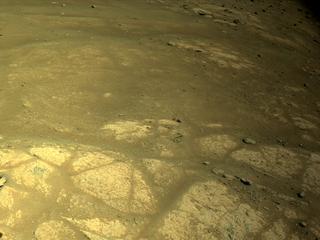 View image taken on Mars, Mars Perseverance Sol 160: Left Navigation Camera (Navcam)