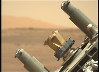 View image taken on Mars, Mars Perseverance Sol 160: Left Mastcam-Z Camera