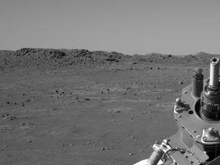 View image taken on Mars, Mars Perseverance Sol 164: Left Navigation Camera (Navcam)