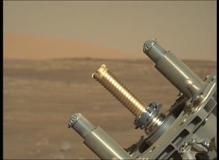 View image taken on Mars, Mars Perseverance Sol 164: Left Mastcam-Z Camera