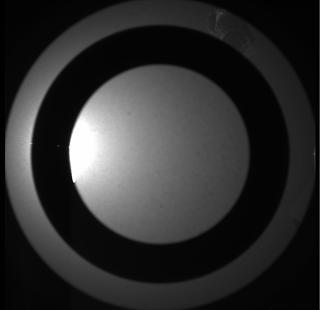 View image taken on Mars, Mars Perseverance Sol 190: SkyCam Camera
