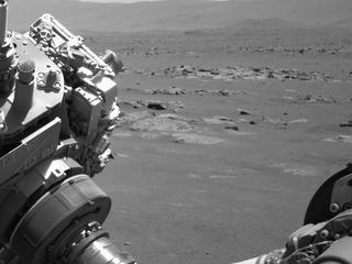 View image taken on Mars, Mars Perseverance Sol 190: Left Navigation Camera (Navcam)