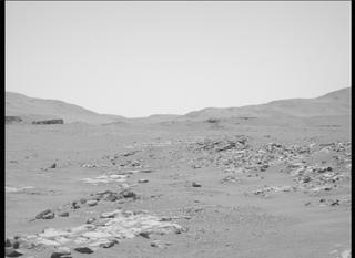 View image taken on Mars, Mars Perseverance Sol 193: Left Mastcam-Z Camera