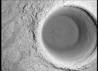 View image taken on Mars, Mars Perseverance Sol 194: WATSON Camera