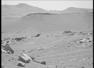 View image taken on Mars, Mars Perseverance Sol 194: Right Mastcam-Z Camera