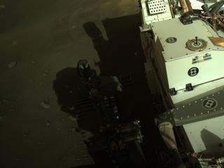 View image taken on Mars, Mars Perseverance Sol 204: Left Navigation Camera (Navcam)