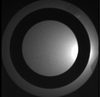 View image taken on Mars, Mars Perseverance Sol 208: SkyCam Camera