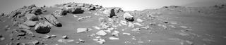 View image taken on Mars, Mars Perseverance Sol 208: Left Navigation Camera (Navcam)