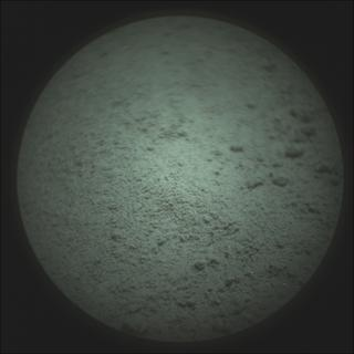 View image taken on Mars, Mars Perseverance Sol 208: SuperCam Camera