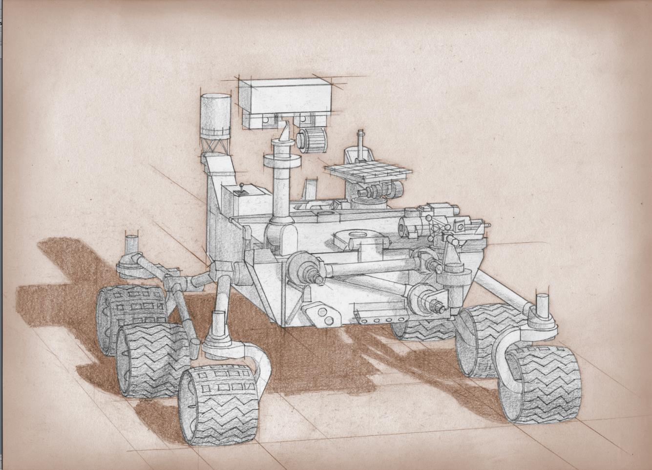 Rover - 2020 Mission Plans