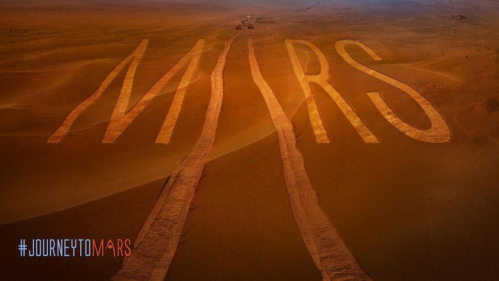 mars rover journey - photo #1